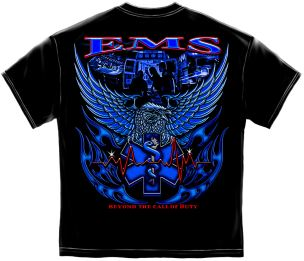 Beyond the Call of Duty EMS Tee Shirt